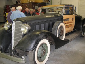 1934 Lincoln LeBaron Roadster